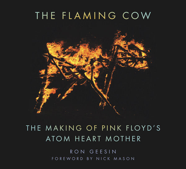 The Flaming Cow front cover