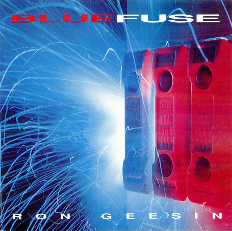 Bluefuse album cover