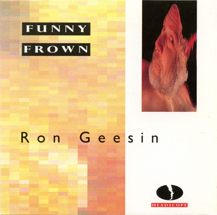 Funny Frown album cover