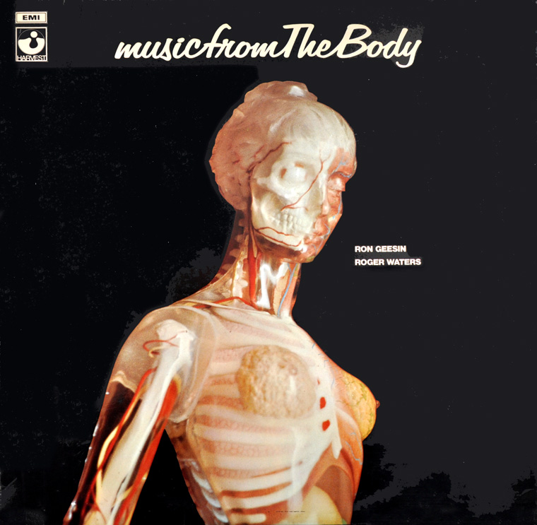 Music From the Body album cover