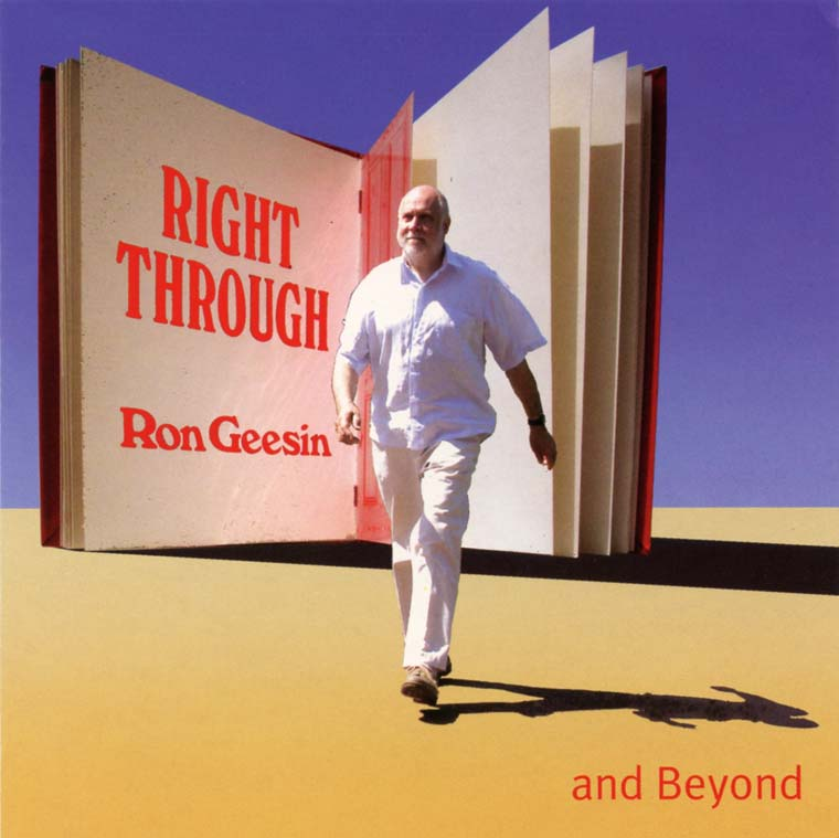 RIGHT THROUGH – and Beyond cover