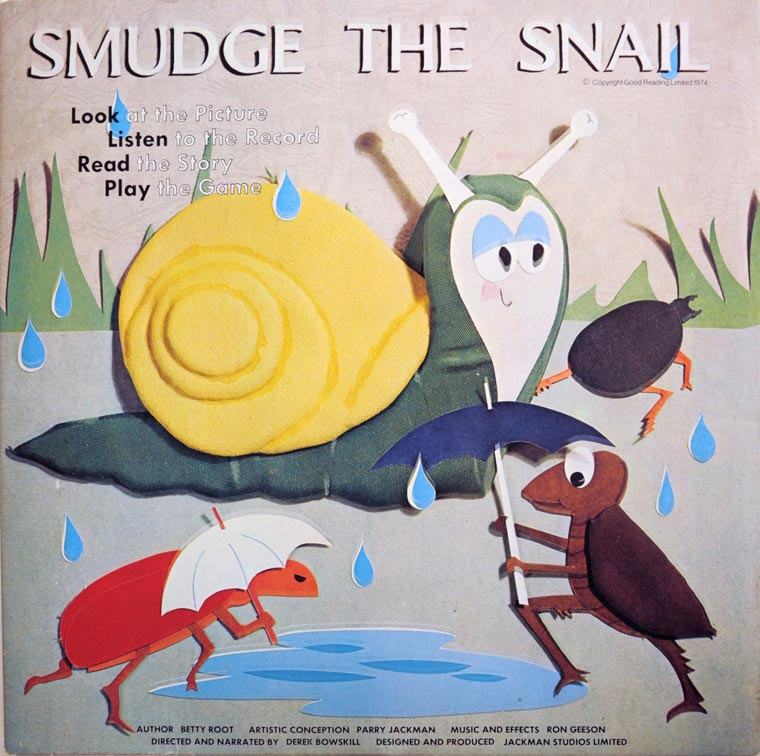 Smudge the Snail album cover
