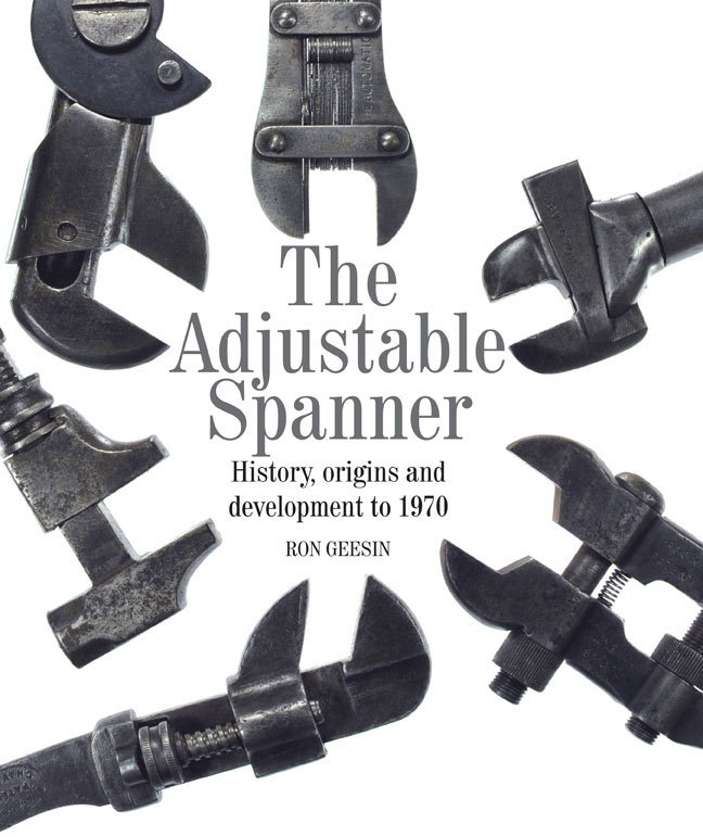 The Adjustable Spanner book front cover